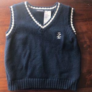 IZOD sweater vest